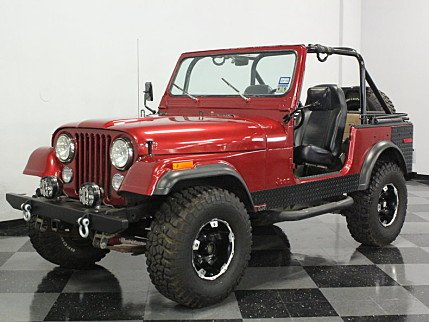 1976 Jeep CJ-7 for sale 100761472