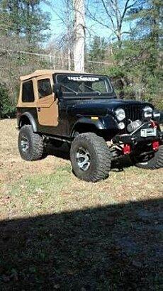 1976 Jeep CJ-7 for sale 100807065