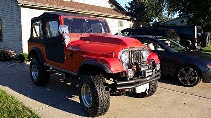 1976 Jeep CJ-7 for sale 100809770