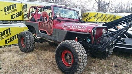 1976 Jeep CJ-7 for sale 100829123