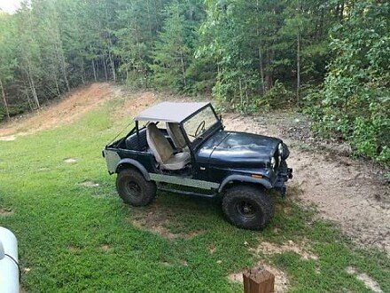 1976 Jeep CJ-7 for sale 100831271