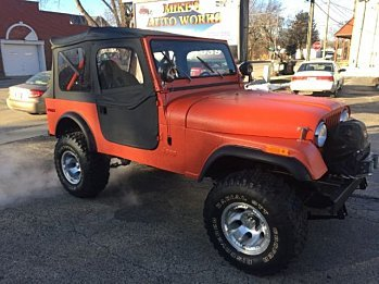 1976 Jeep CJ-7 for sale 100829142