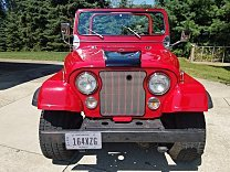 1976 Jeep CJ-7 for sale 100907184