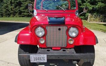 1976 Jeep CJ-7 for sale 100907184