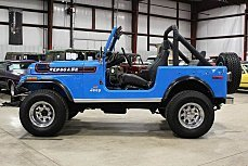 1976 Jeep CJ-7 for sale 100926858