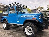 1976 Jeep CJ-7 for sale 101006714