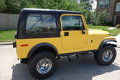 1976 Jeep CJ-7 for sale 100787211