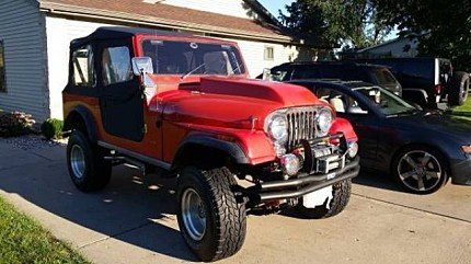 1976 Jeep CJ-7 for sale 100829673