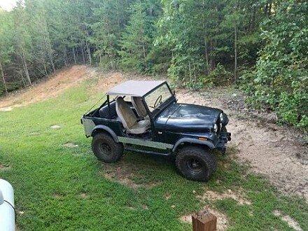 1976 Jeep CJ-7 for sale 100831271