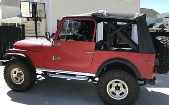 1976 Jeep CJ-7 for sale 100879948