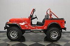 1976 Jeep CJ-7 for sale 101007361