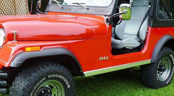 1976 Jeep CJ-7 for sale 101014228