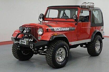 1976 Jeep CJ-7 for sale 101044433