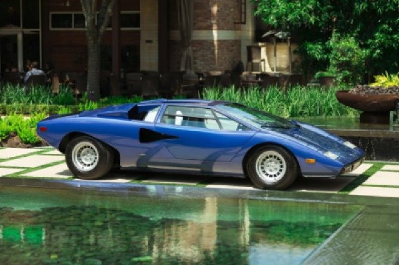 1976 Lamborghini Countach For Sale Near Queens New York