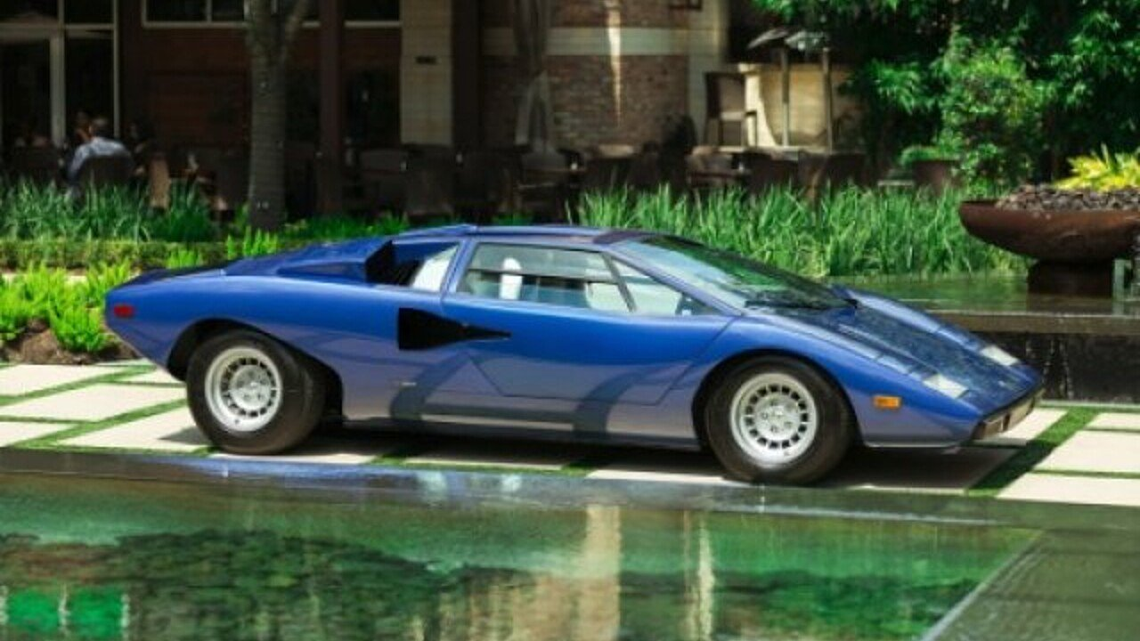 Car Auctions Ny >> 1976 Lamborghini Countach for sale near Queens, New York ...