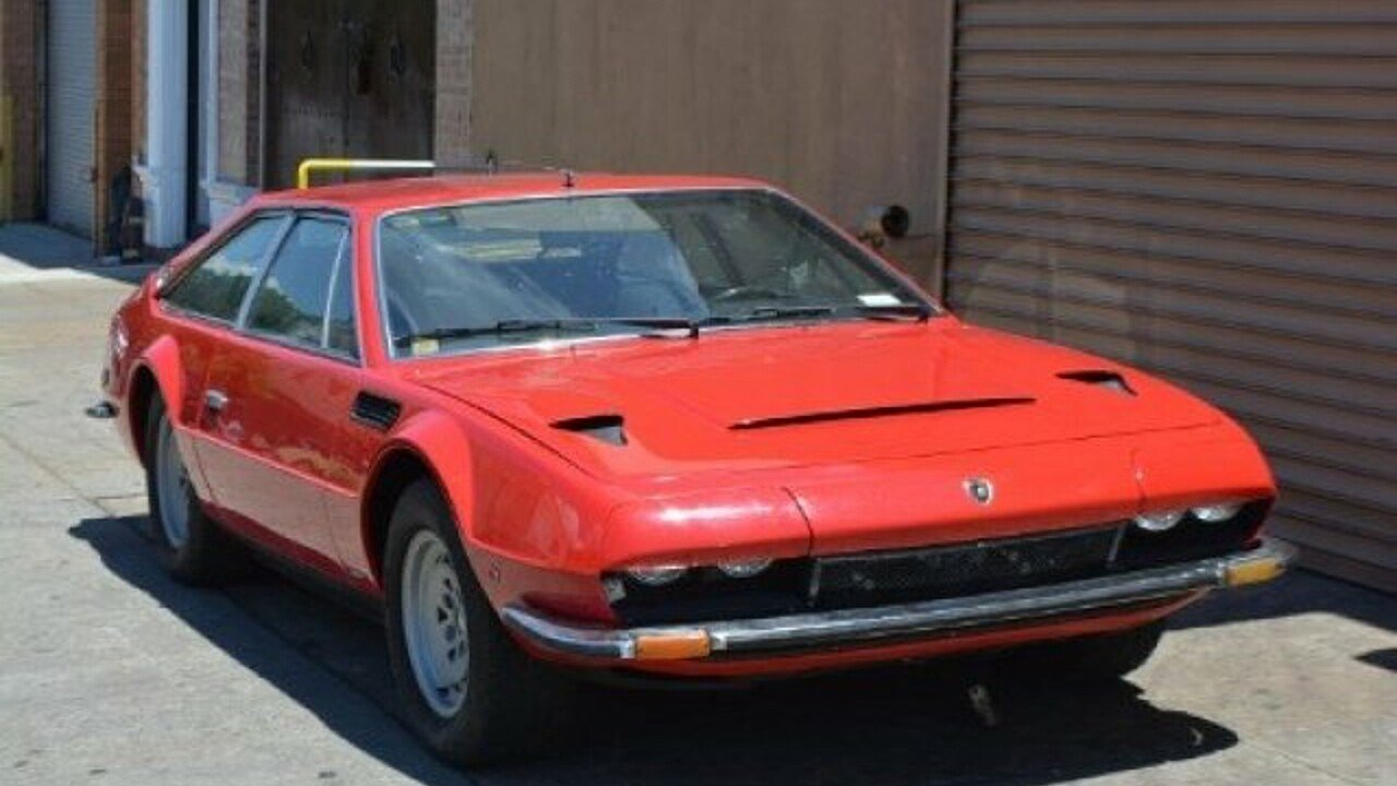 1976 Lamborghini Jarama for sale 100772999