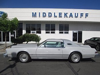 1976 Lincoln Continental for sale 100762400