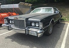1976 Lincoln Continental for sale 100791553
