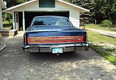 1976 Lincoln Continental for sale 100791774