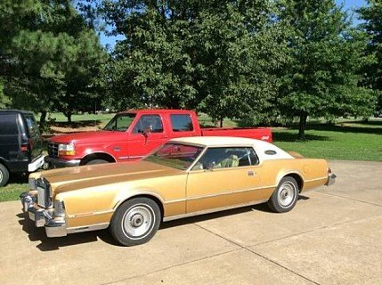 1976 Lincoln Continental for sale 100829368