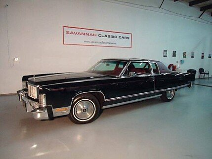 1976 Lincoln Continental for sale 100864157