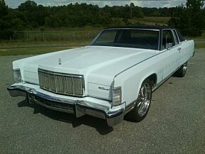 1976 Lincoln Continental for sale 100865881