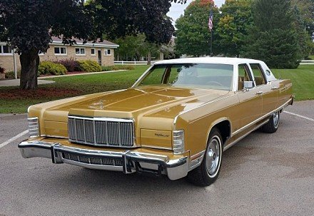 1976 Lincoln Continental for sale 100908462