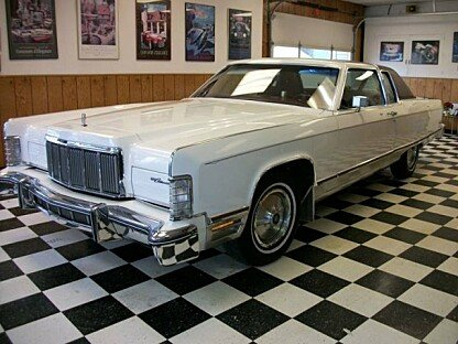 1976 Lincoln Continental for sale 100929353