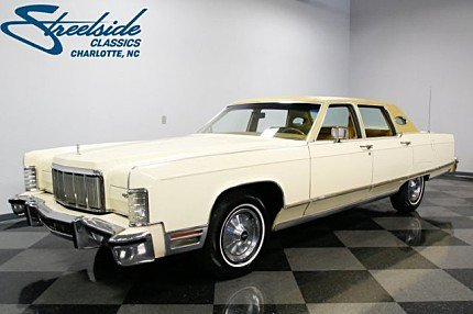 1976 Lincoln Continental for sale 100978106