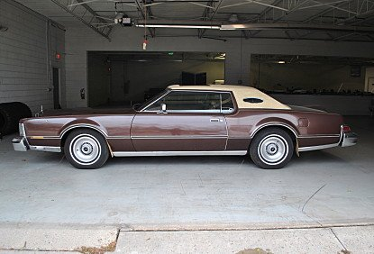 1976 Lincoln Mark IV for sale 100729564
