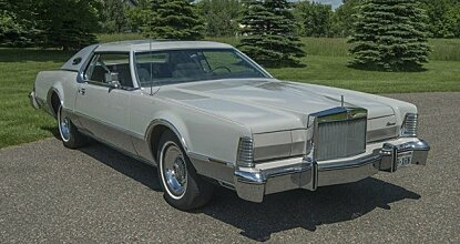 1976 Lincoln Mark IV for sale 100769472