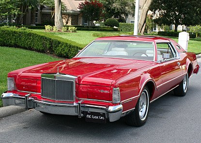1976 Lincoln Mark IV for sale 100773781