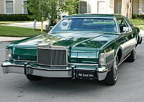 1976 Lincoln Mark IV for sale 100776905