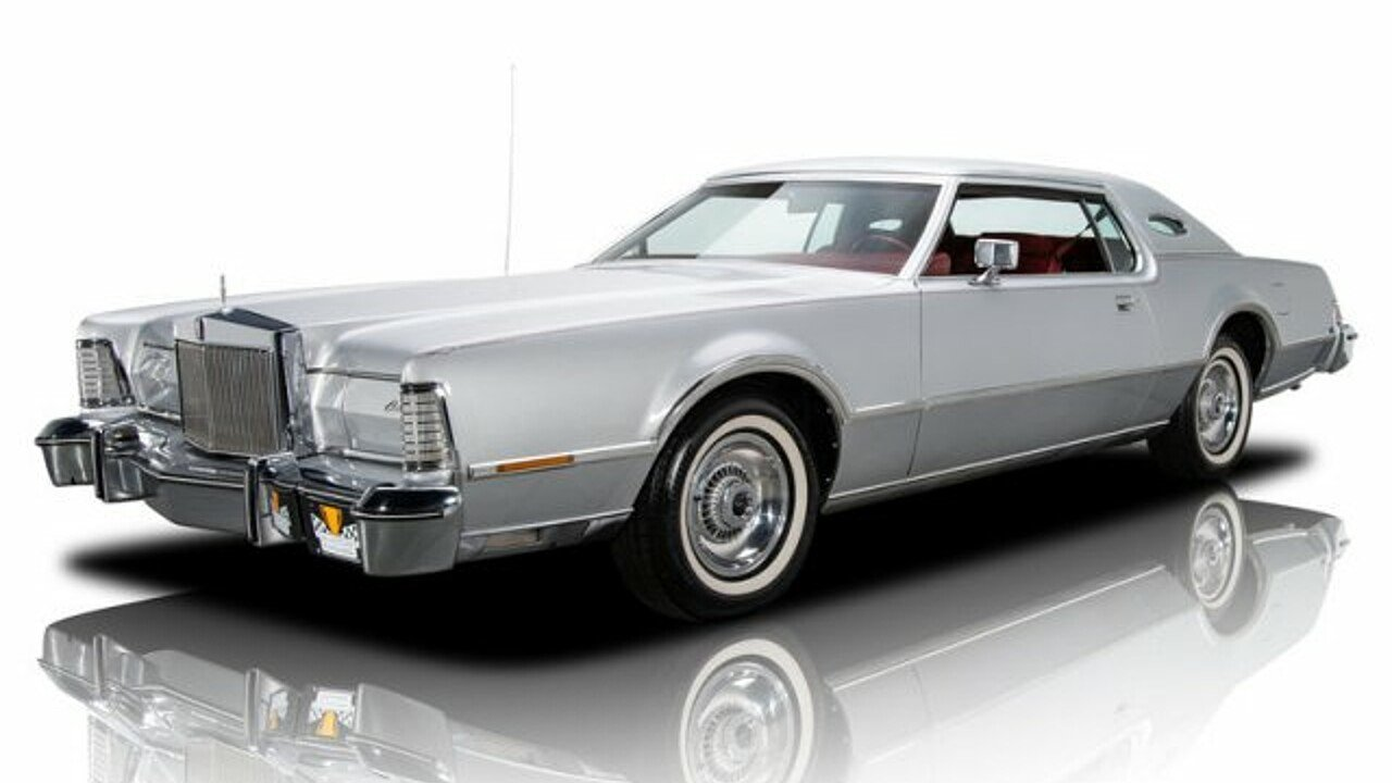 1976 Lincoln Mark IV for sale 100998567