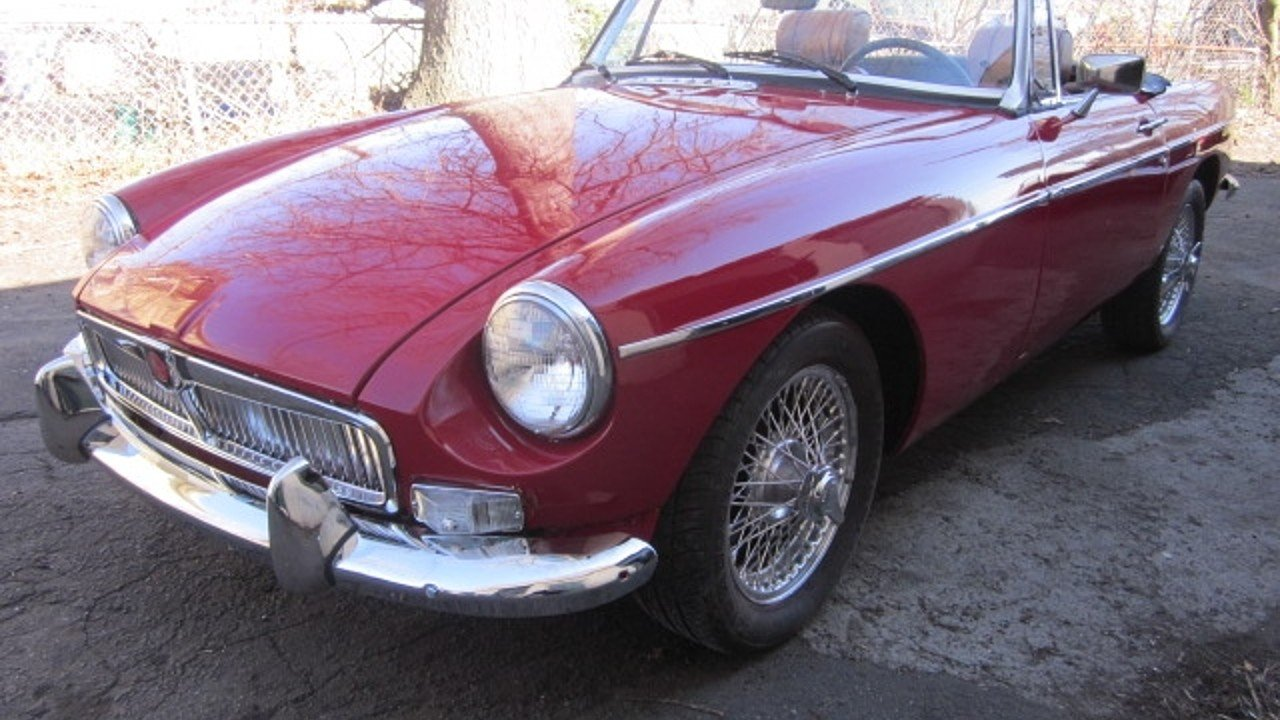 1976 MG MGB for sale 100765114