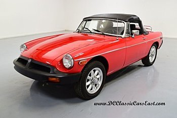 1976 MG MGB for sale 100813396