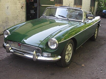 1976 MG MGB for sale 100781601