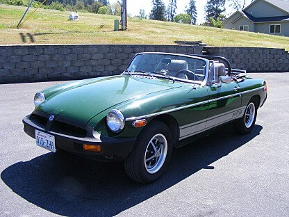 1976 MG MGB for sale 100782504