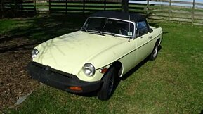 1976 MG MGB for sale 100837266