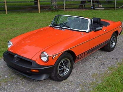 1976 MG MGB for sale 100884522