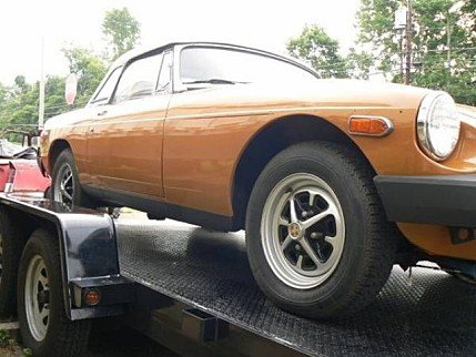 1976 MG MGB for sale 100899427