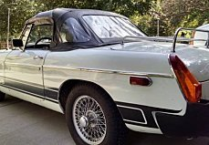 1976 MG MGB for sale 100987982