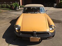 1976 MG MGB for sale 101034018