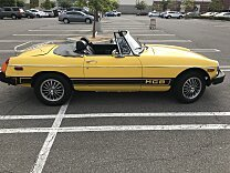 1976 MG MGB for sale 101051009