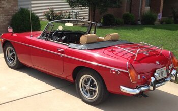 1976 MG MGB for sale 101000864