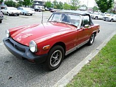 1976 MG Midget for sale 100780193