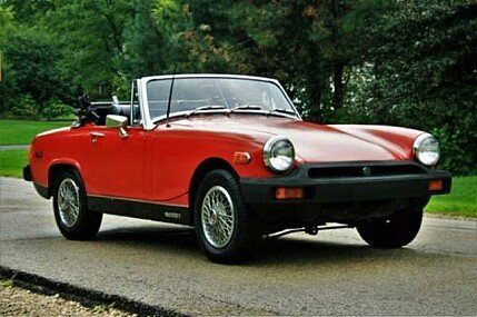 1976 MG Midget for sale 100814381