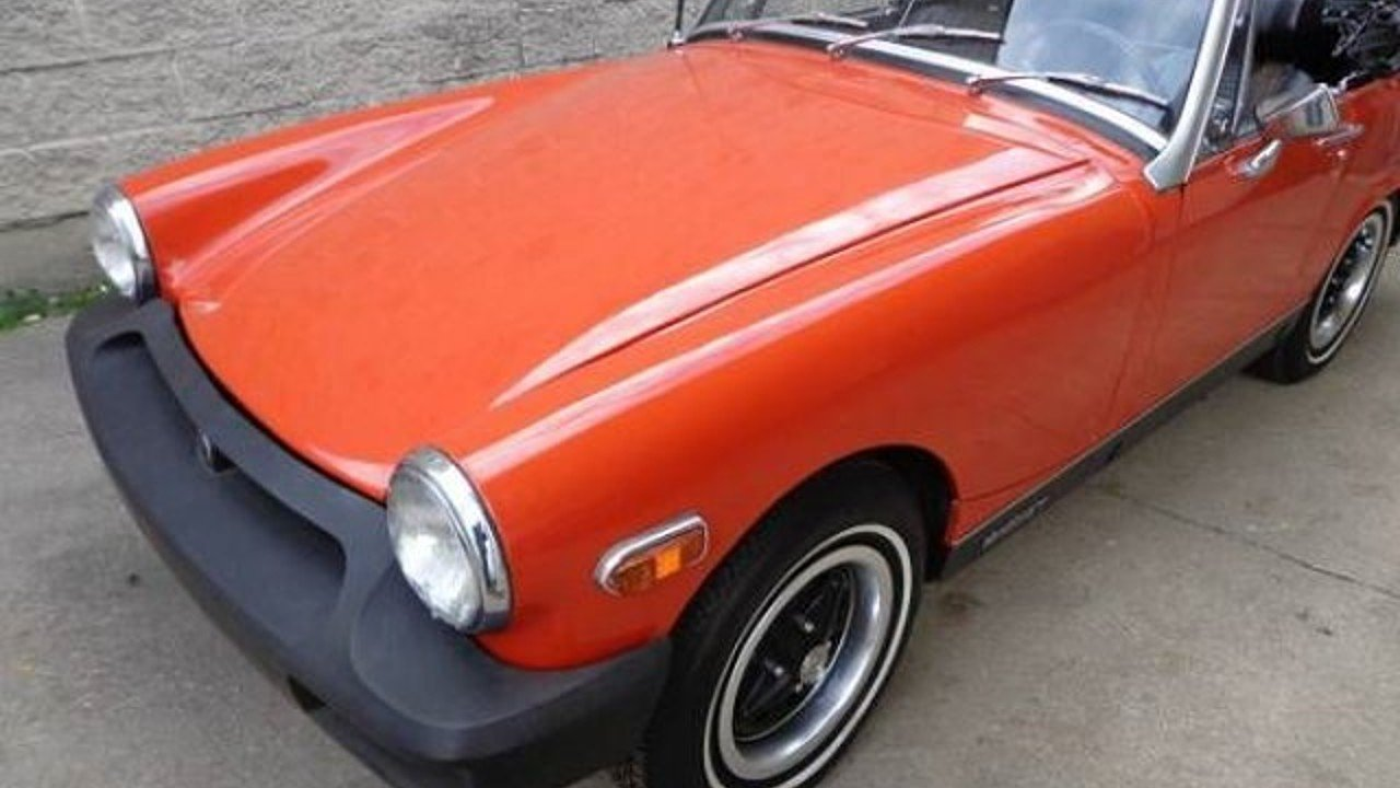 1976 MG Midget for sale 100838480