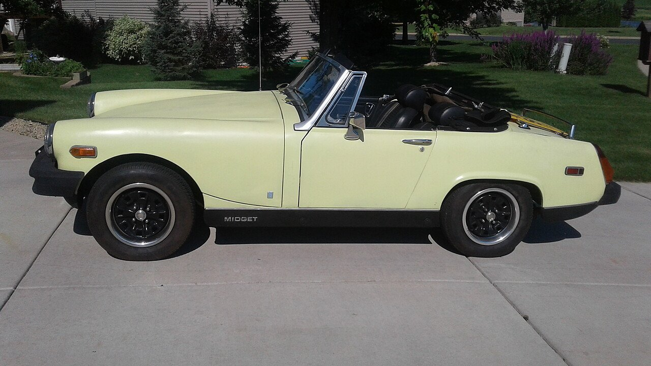 1976 MG Midget for sale 101002163