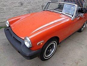 1976 MG Midget for sale 100838480